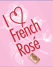 Castelbarry / I Love French Rose / 250mL