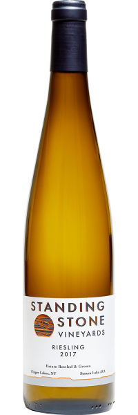 Standing Stone Vineyards / Gewürztraminer (2017) / 750mL