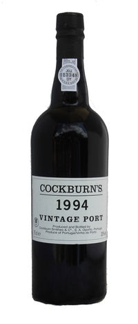Cockburn's Port / 1994 Vintage Port / 750mL