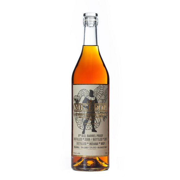 Mic Drop /  Straight Bourbon Whiskey / 750mL