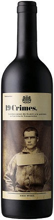 19 Crimes / Red Blend / 750mL