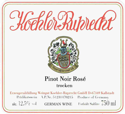 Koehler Ruprecht / Pinot Noir Rose / 750mL