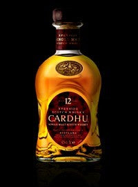 Cardhu / Single Malt Scotch 12 Year / 750mL