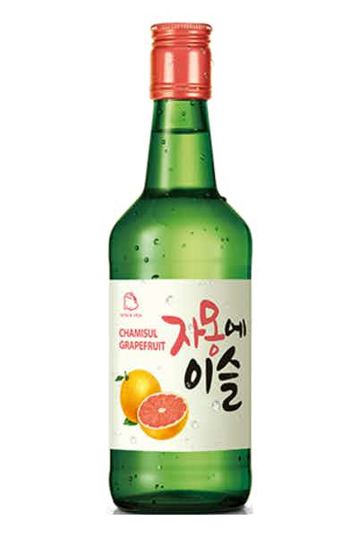 Jinro / Grapefruit Soju / 375mL