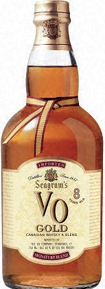 Seagrams / VO 8 Year Old / 1L
