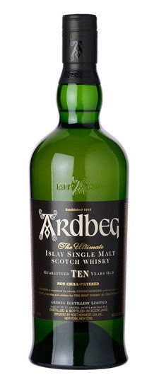 Ardbeg / 10Yr Single Malt / 750mL