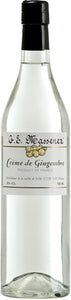 G.E. Massenez / Creme De Gingembre / 750mL