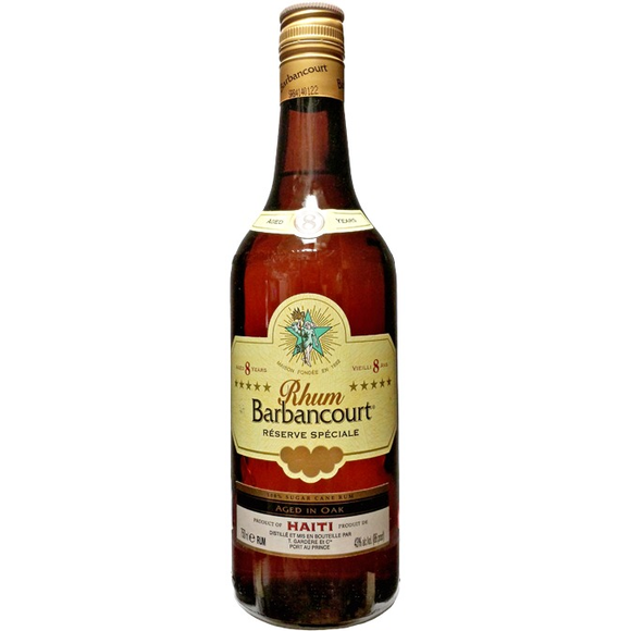 Rhum Barbancourt / 5 Star Rum / 750mL