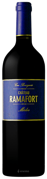 Chateau Ramafort / Medoc 2010 / 750mL