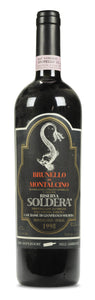 Soldera / Brunello di Montalcino 1998 / 750ml