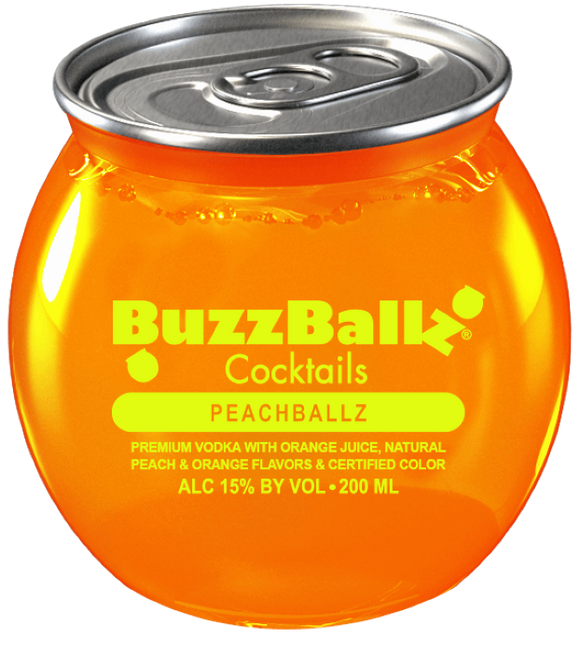 Buzzballz / Peachballz / 200mL