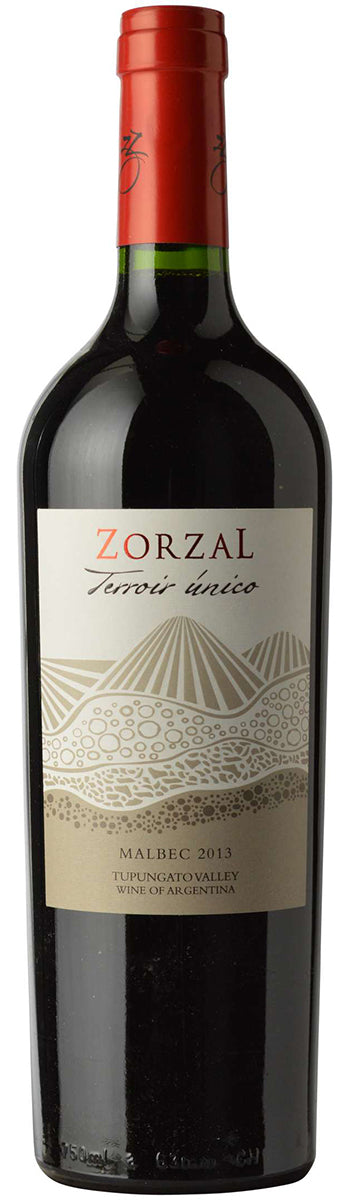 Zorzal / Terroir Unico Malbec / 750mL