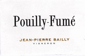 Jean Pierre Bailly / Pouilly-Fume Tradition / 750mL