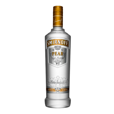 Smirnoff / Pear 70Proof / 1.0L