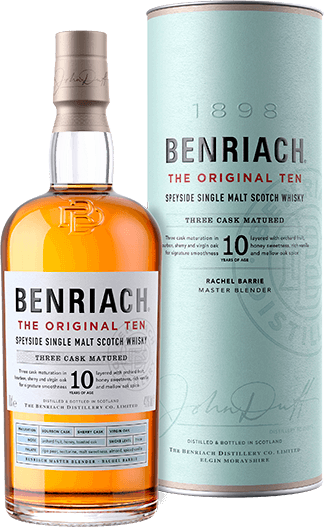 BenRiach / Original 10 Single Malt Scotch / 750mL