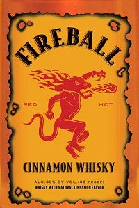 Fireball / Cinnamon Whisky