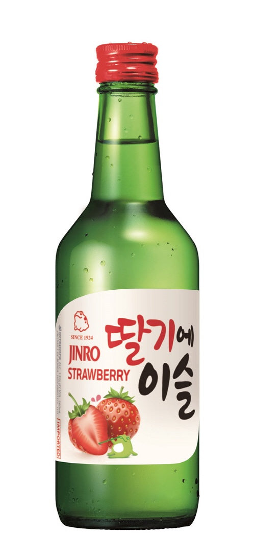Jinro / Strawberry Soju / 375mL