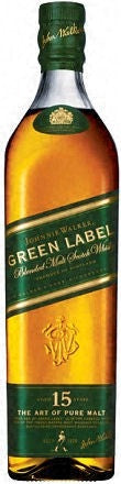 Johnnie Walker / Green Label / 750mL