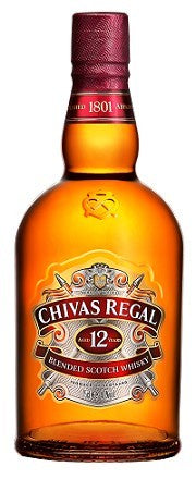Chivas Regal / 12 Year Scotch Whisky