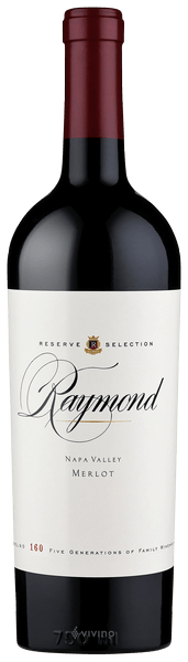 Raymond Vineyards / Reserve Selection Merlot Napa Valley 2013