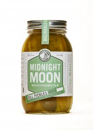 Midnight Moon / Dill Pickles in Moonshine / 750mL