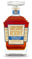 Sunshine Reserve / American Whiskey / Please click for sizes