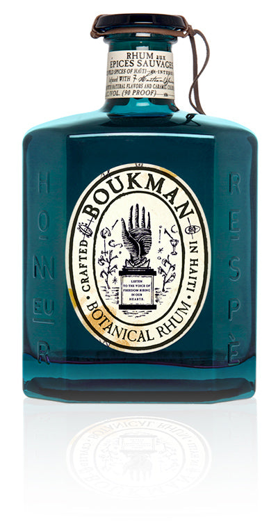 Boukman / Botanical Rhum / 750mL