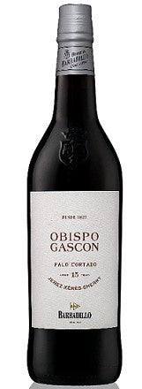 Barbadillo / Sherry / Palo Cortado / Obispo Gascon / 750mL