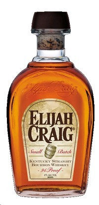 Elijah Craig / Kentucky Straight Bourbon / 750mL