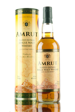 Amrut Distilleries / Single Malt / Peated Cask Strength / 750mL
