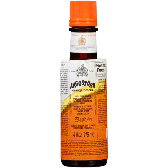 Angostura Orange Bitters / 4 oz