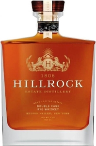 Hillrock / Rye Double Cask Sauternes Finish / 750mL