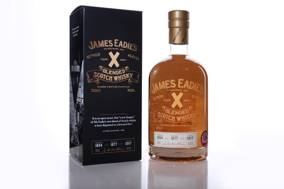 James Eadie's / Trade Mark X Blended Scotch Whisky / 750mL