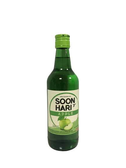 Soon Hari / Apple Soju / 375mL