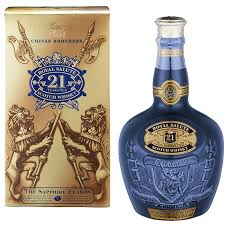 Chivas Regal / Royal 21 Yr Sco / 750mL