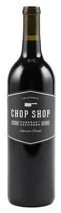 Chop Shop / Cabernet Sauvignon  / 750mL
