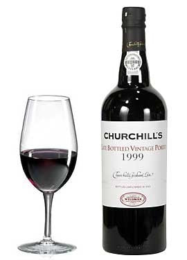 Churchill's Lbv Port 1999 / 750mL