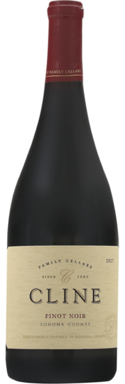 Cline Cellars / Pinot Noir Sonoma Coast / 750mL
