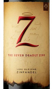 Michael David / Zinfandel Old Vine The Seven Deadly Zins / 750mL