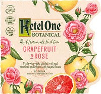 Ketel One / Botanical Vodka / Grapefruit & Rose