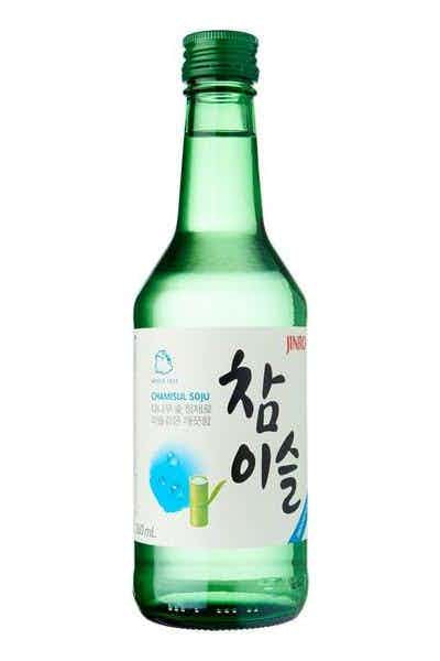 Jinro / Chamisul  Fresh Soju / 375mL