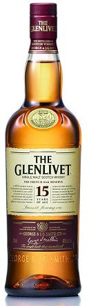 Glenlivet / French Oak 15Yr / 750mL