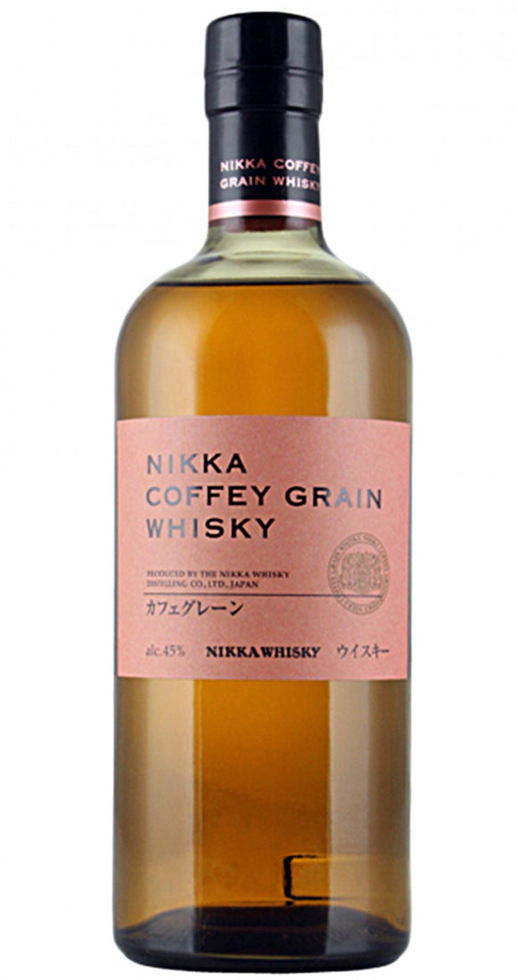 Nikka / Coffey Grain Whisky / 750mL