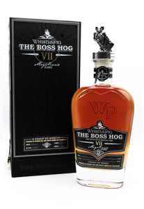 Whistlepig / Rye Boss Hog VII Magellan's Atlantic / 750mL