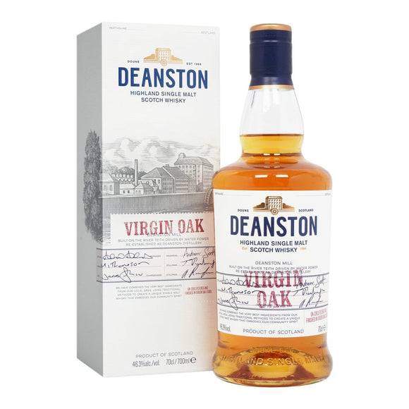 Deanston / Virgin Oak Single Malt / 750mL