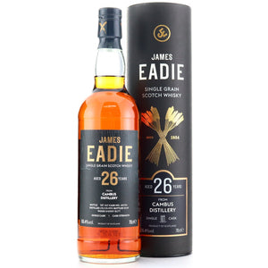 James Eadie / 26 Year Old Cambus Single Grain Scotch Whisky