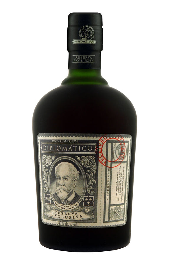 Diplomatico / Rum Reserva Exclusiva / 750mL