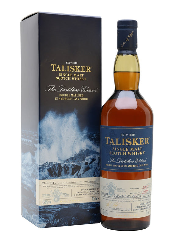 Talisker / Distillers Edition / 750mL