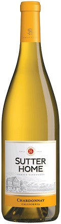 Sutter Home / Chardonnay / 750mL