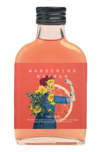 Wandering Barman / Iron Lady / Handcrafted Cocktail / 100mL